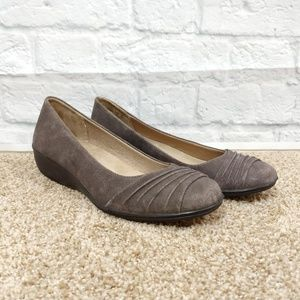 Life Stride | NWOT Gray Flats